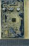 partly assembled ESR meter board